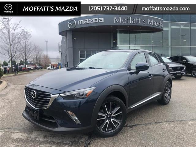 2018 Mazda CX-3 GT (Stk: P8743A) in Barrie - Image 1 of 24