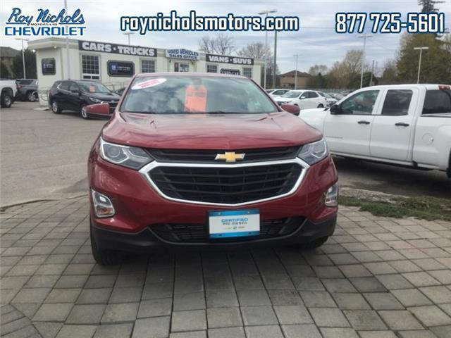2018 Chevrolet Equinox LT (Stk: P6713) in Courtice - Image 1 of 14