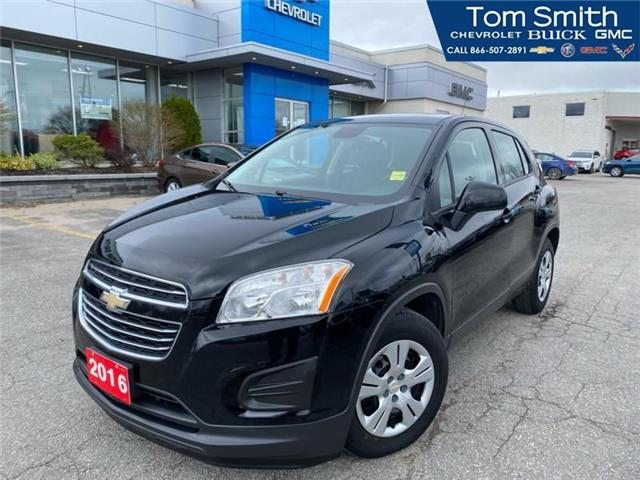 2016 Chevrolet Trax LS (Stk: 210098A) in Midland - Image 1 of 19
