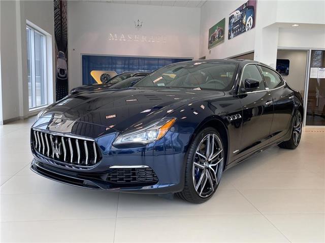 2021 Maserati Quattroporte S Q4 GranLusso (Stk: 717MA) in Oakville - Image 1 of 17