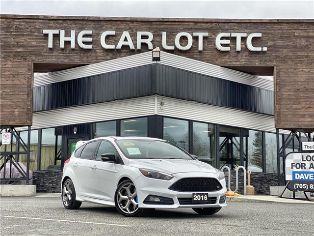 2016 Ford Focus ST Base (Stk: 21109) in Sudbury - Image 1 of 25
