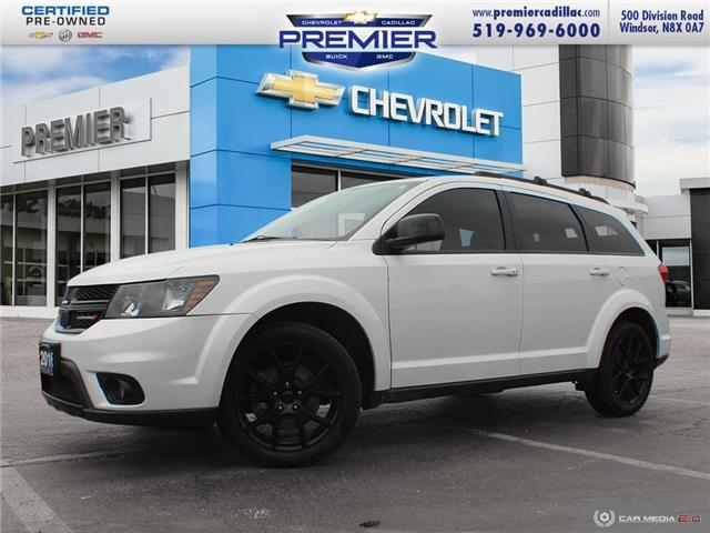 2016 Dodge Journey SXT/Limited (Stk: 210160A) in Windsor - Image 1 of 28
