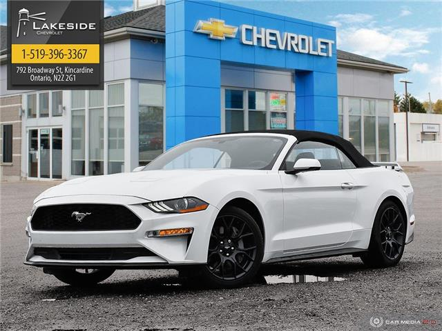 2019 Ford Mustang EcoBoost Premium (Stk: P6267A) in Kincardine - Image 1 of 30