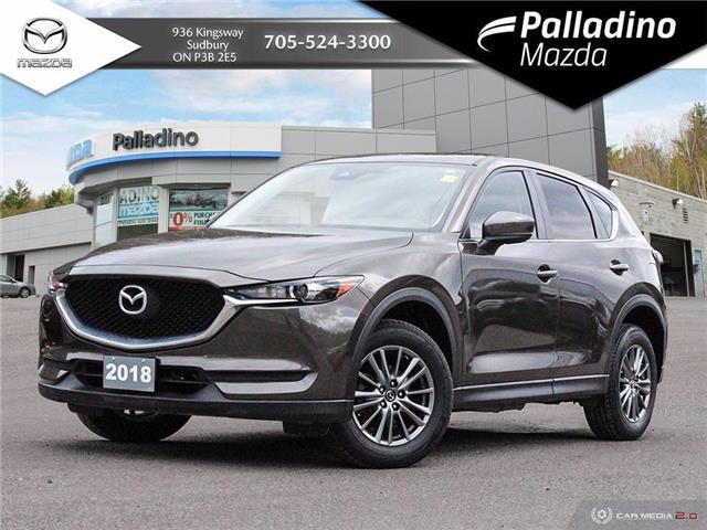 2018 Mazda CX-5 GX (Stk: U1494) in Greater Sudbury - Image 1 of 27