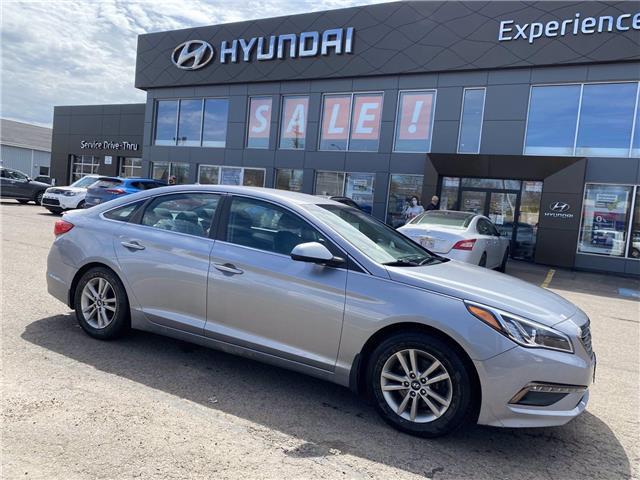 2016 Hyundai Sonata GL (Stk: U3767) in Charlottetown - Image 1 of 9