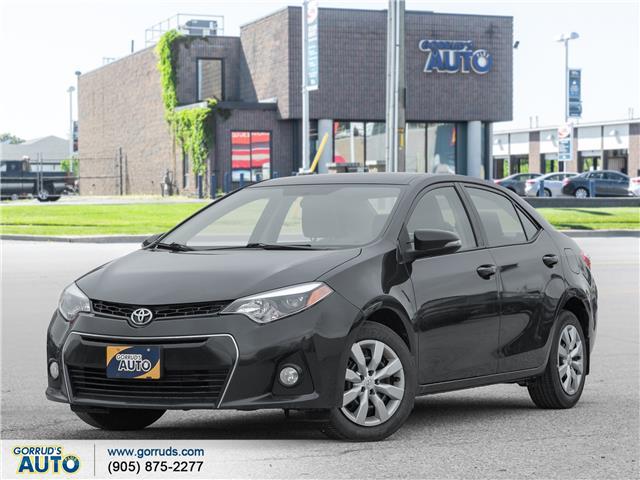 2016 Toyota Corolla S (Stk: 640195) in Milton - Image 1 of 19