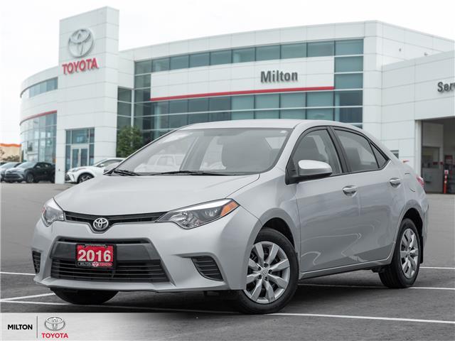 2016 Toyota Corolla LE (Stk: 487336) in Milton - Image 1 of 20