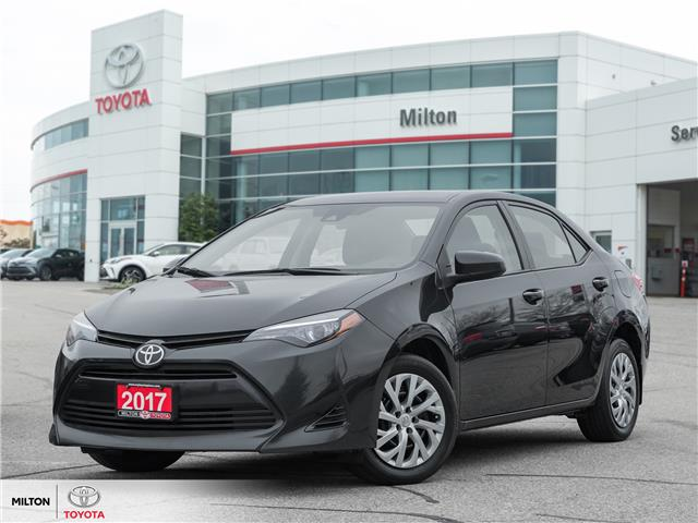 2017 Toyota Corolla LE (Stk: 801876) in Milton - Image 1 of 20