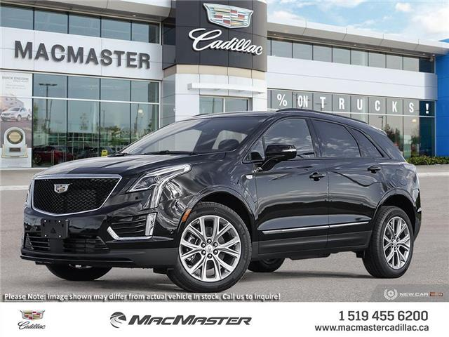 2021 Cadillac XT5 Sport (Stk: 210138) in London - Image 1 of 23