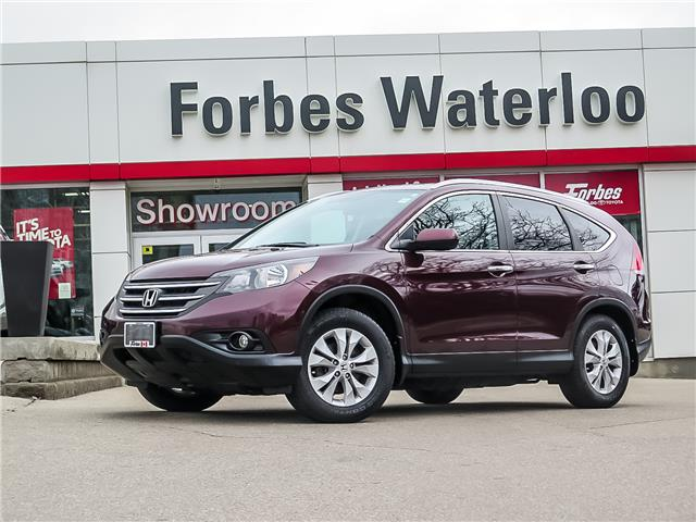 2014 Honda CR-V Touring (Stk: 15372A) in Waterloo - Image 1 of 26
