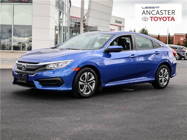 2018 Honda Civic LX (Stk: 21241A) in Ancaster - Image 1 of 7