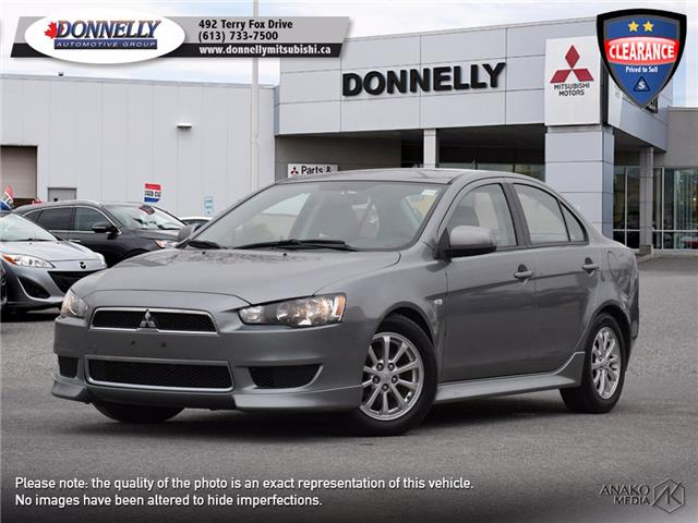 2013 Mitsubishi Lancer ES (Stk: MT185DTB) in Kanata - Image 1 of 23