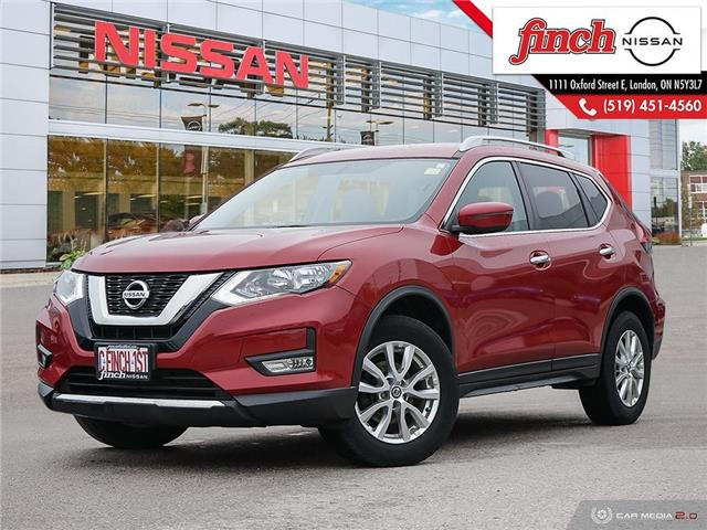 2017 Nissan Rogue SV (Stk: 16079-A) in London - Image 1 of 27