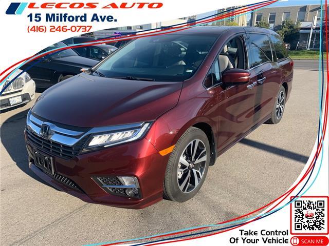 2019 Honda Odyssey Touring (Stk: 512726) in Toronto - Image 1 of 10