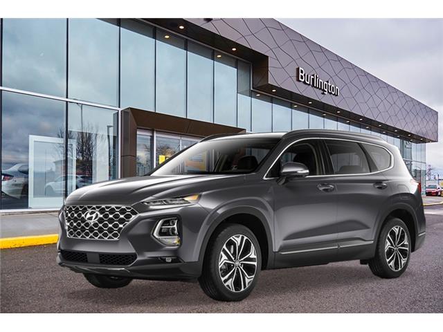 2021 Hyundai Santa Fe HEV Preferred w/Trend Package (Stk: N3031) in Burlington - Image 1 of 3