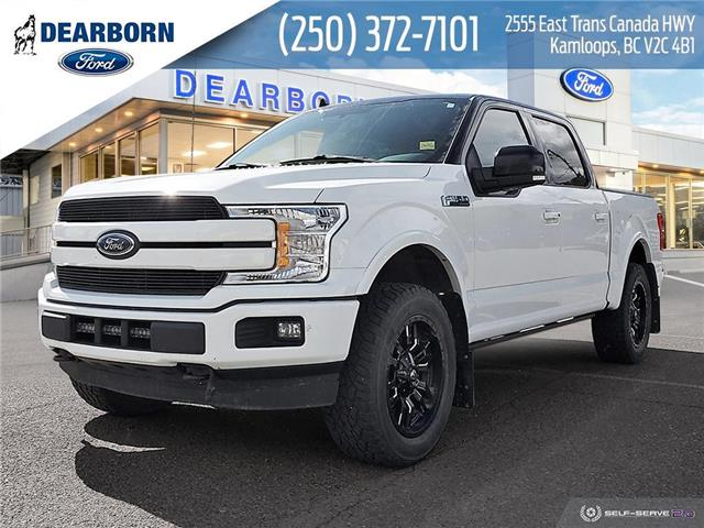 2018 Ford F-150 Lariat (Stk: PM062) in Kamloops - Image 1 of 26