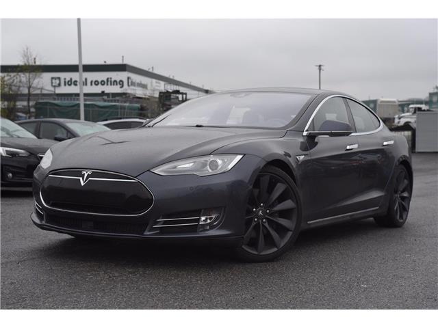 2016 Tesla Model S 70D (Stk: 18-P2504) in Ottawa - Image 1 of 30
