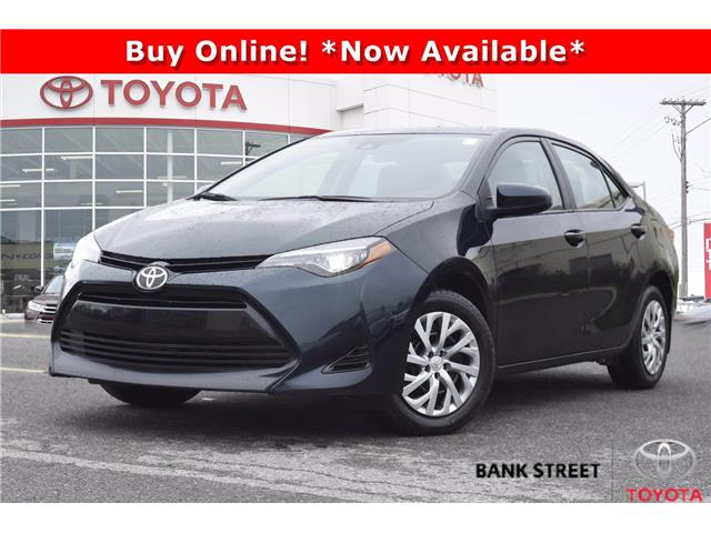 2017 Toyota Corolla LE (Stk: 19-L29081) in Ottawa - Image 1 of 23