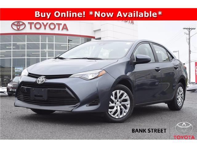 2017 Toyota Corolla LE (Stk: 19-L28981) in Ottawa - Image 1 of 23