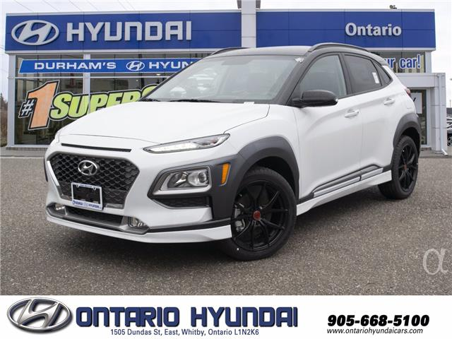 2021 Hyundai Kona 1.6T Limited Edition (Stk: 13-642719) in Whitby - Image 1 of 17
