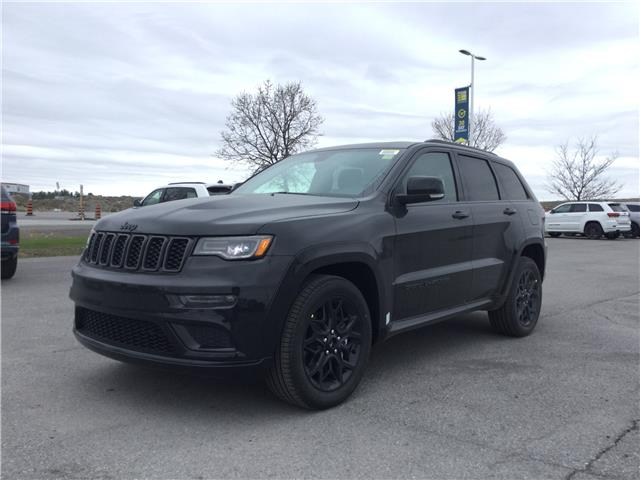 2021 Jeep Grand Cherokee Limited (Stk: M00413) in Kanata - Image 1 of 26