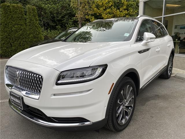 2021 Lincoln Nautilus Reserve (Stk: 216290) in Vancouver - Image 1 of 10