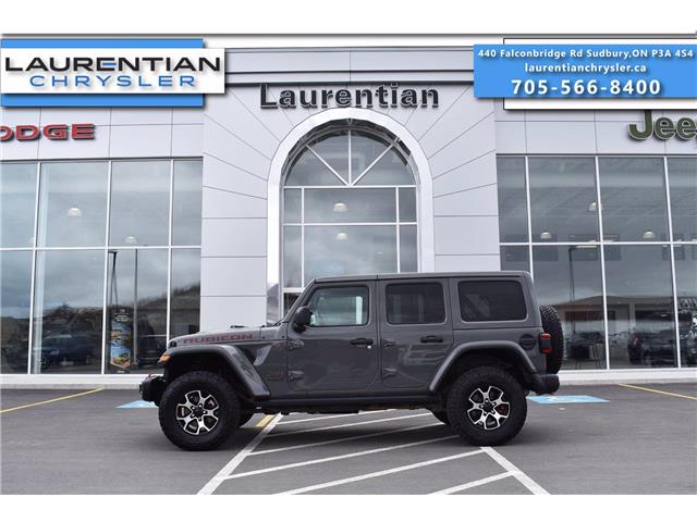 2020 Jeep Wrangler Unlimited Rubicon (Stk: BC0148) in Greater Sudbury - Image 1 of 28