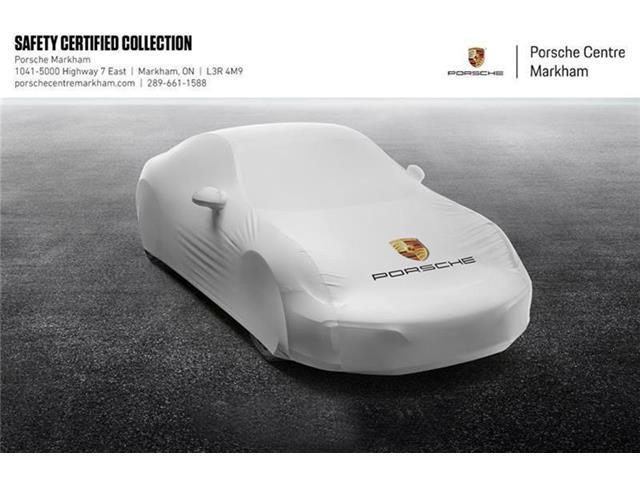 2020 Porsche Macan Turbo (Stk: PU0072) in Markham - Image 1 of 1