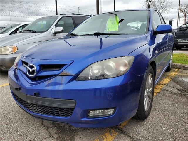 2007 Mazda Mazda3 Sport GT (Stk: FO21053A) in Mississauga - Image 1 of 1