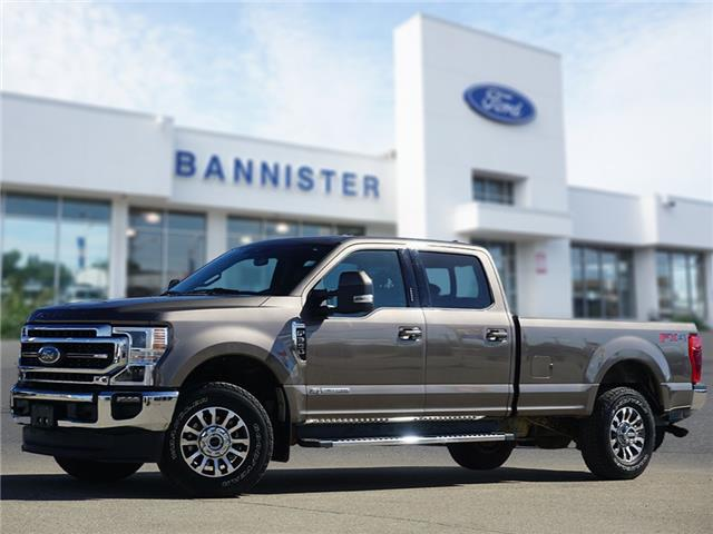 2020 Ford F-350 Lariat (Stk: T210113A) in Dawson Creek - Image 1 of 21