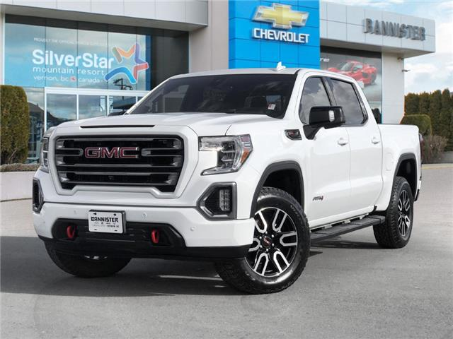 2019 GMC Sierra 1500 AT4 (Stk: 21414A) in Vernon - Image 1 of 24