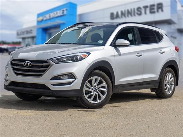 2016 Hyundai Tucson Luxury (Stk: 21-097A) in Edson - Image 1 of 17