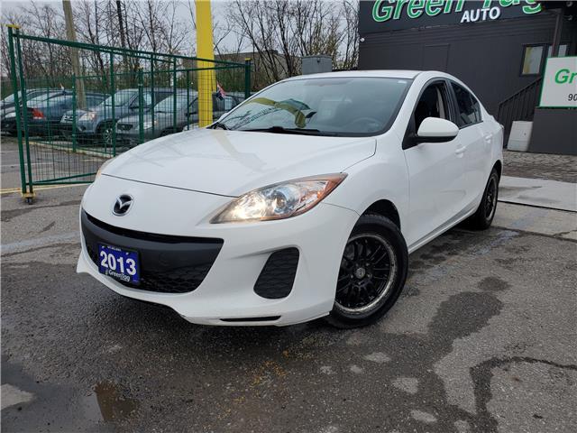 2013 Mazda Mazda3 GS-SKY (Stk: 5581) in Mississauga - Image 1 of 30