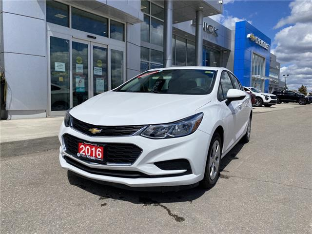 2016 Chevrolet Cruze LS Auto (Stk: B345889A) in Newmarket - Image 1 of 24