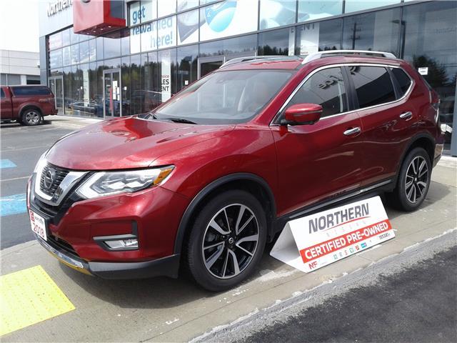2018 Nissan Rogue SL (Stk: 11903A) in Sudbury - Image 1 of 10
