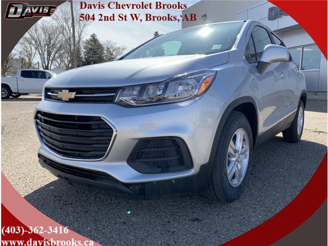 2021 Chevrolet Trax LS (Stk: 222704) in Brooks - Image 1 of 16