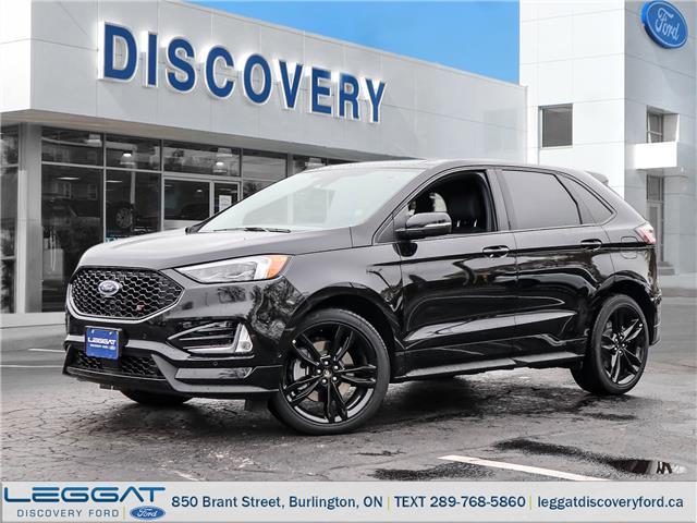 2021 Ford Edge ST (Stk: ED21-05777) in Burlington - Image 1 of 25
