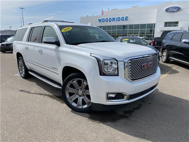 2016 GMC Yukon XL Denali (Stk: 17724A) in Calgary - Image 1 of 25