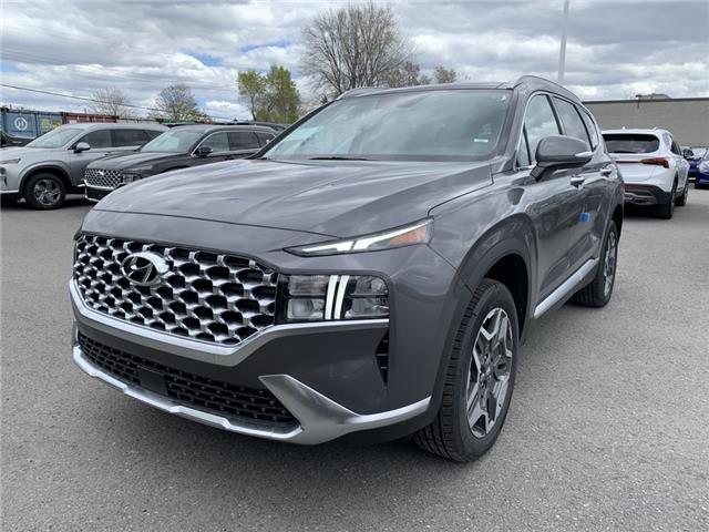 2021 Hyundai Santa Fe HEV Luxury (Stk: S20500) in Ottawa - Image 1 of 20