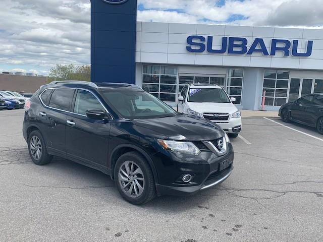 2014 Nissan Rogue SV (Stk: S21104A) in Newmarket - Image 1 of 12
