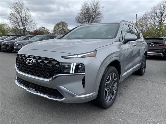 2021 Hyundai Santa Fe Ultimate Calligraphy (Stk: S20392) in Ottawa - Image 1 of 19