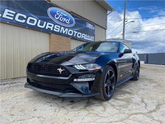 2021 Ford Mustang GT Premium (Stk: 21-72) in Kapuskasing - Image 1 of 17