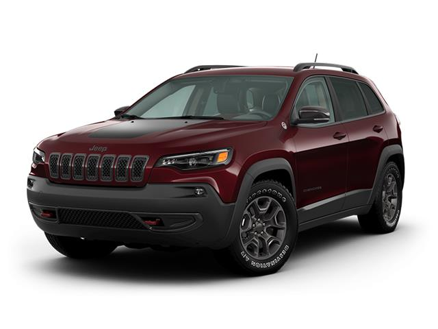 2021 Jeep Cherokee Trailhawk (Stk: ) in Sherbrooke - Image 1 of 1