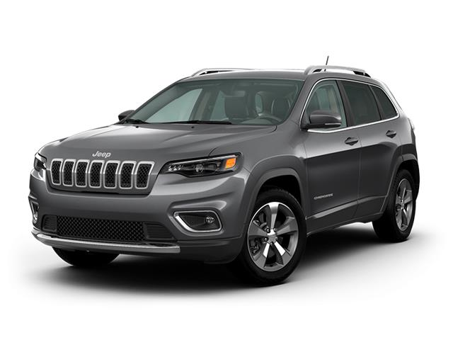 2021 Jeep Cherokee Limited (Stk: ) in Sherbrooke - Image 1 of 1