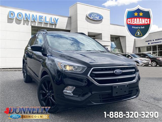 2017 Ford Escape SE (Stk: CLDT70A) in Ottawa - Image 1 of 24