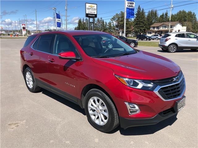 2018 Chevrolet Equinox 1LT 2GNAXSEV1J6334389 11591 in Sault Ste. Marie