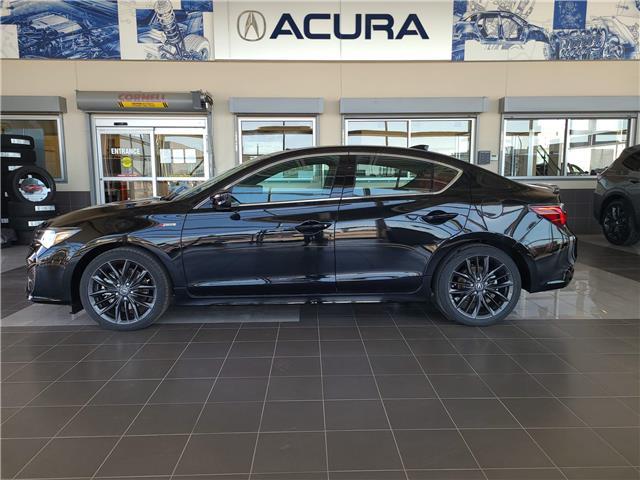 2021 Acura ILX Premium A-Spec (Stk: 60076) in Saskatoon - Image 1 of 12