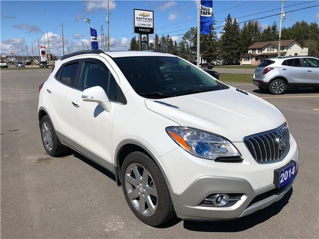 2014 Buick Encore Premium (Stk: 11455A) in Sault Ste. Marie - Image 1 of 13
