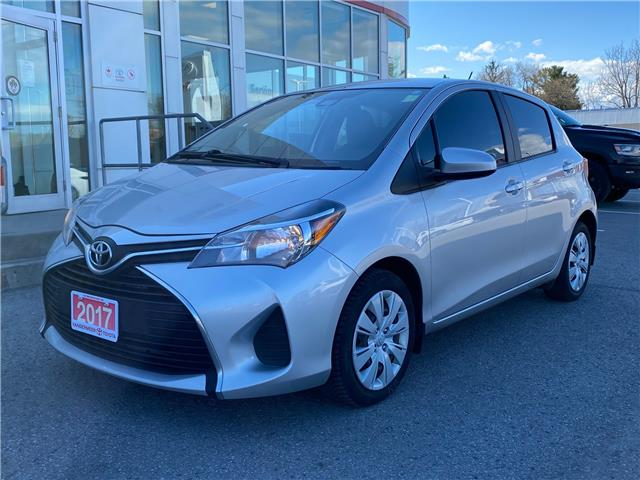 2017 Toyota Yaris LE (Stk: W5332) in Cobourg - Image 1 of 18