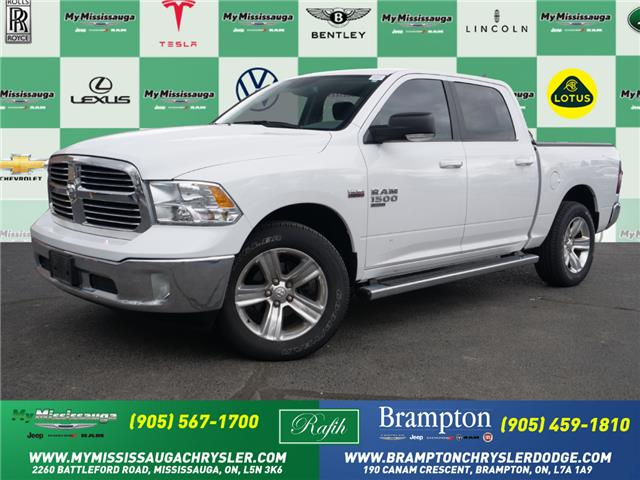 2019 RAM 1500 Classic SLT (Stk: 21253A) in Mississauga - Image 1 of 22